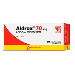 Aldrox 70 Laboratorio Pasteur