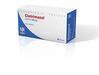 Clotrimazol óvulos
