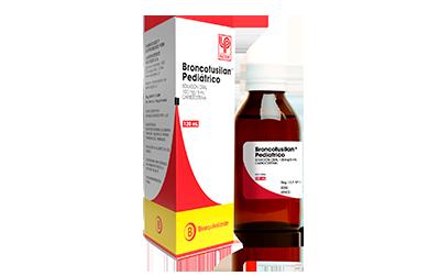 Broncotusilan Pediatrico Laboratorio Pasteur